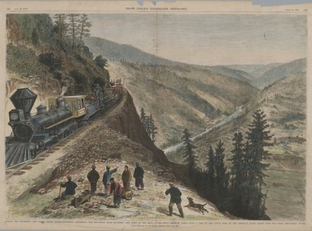 "transcontinental railroad thesis paper Order this paper written from scratch on discount order now topic: the transcontinental railroad order description this is about ""the transcontinental railroad."